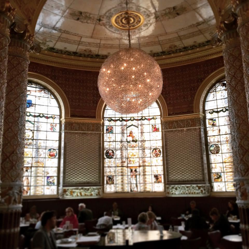 Victoria & Albert Museum Main Cafè