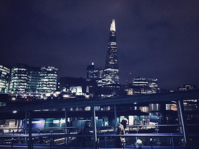 The Shard Renzo Piano Londra