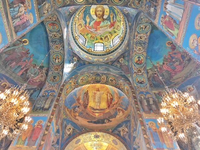 mosaici Chiesa del Salvatore sul Sangue Versato