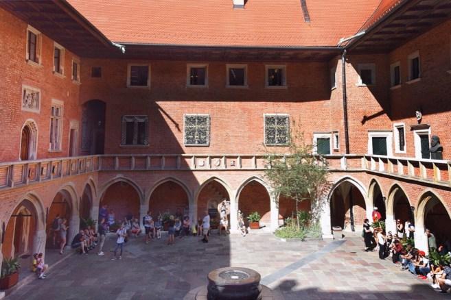 Collegium Maius Cracovia