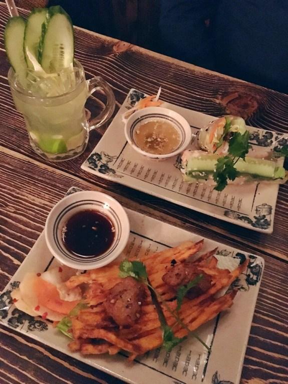 Umami ristorante vietnamita Berlino