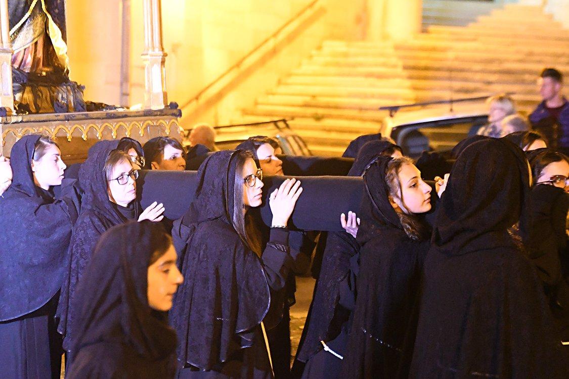 Piazza Armerina Processione Venerdì Santo