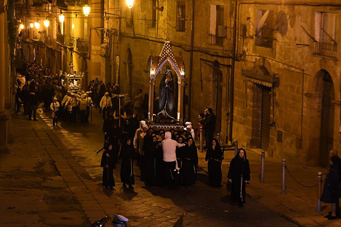 Processione Venerdì Santo Piazza Armerina