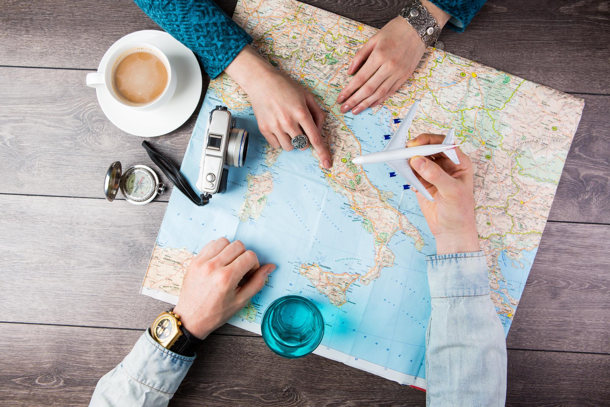 """Viaggio """"fai-da-te""""? Adesso è ancora più semplice grazie a Virail!"""