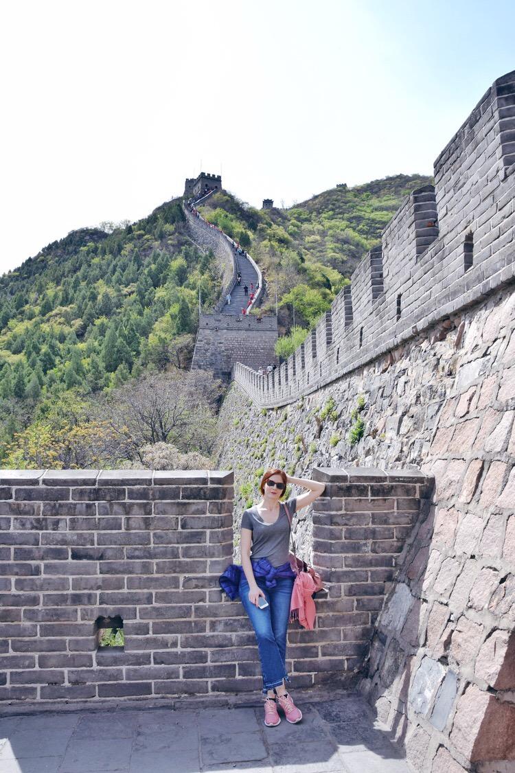 Grande Muraglia Cinese Badaling