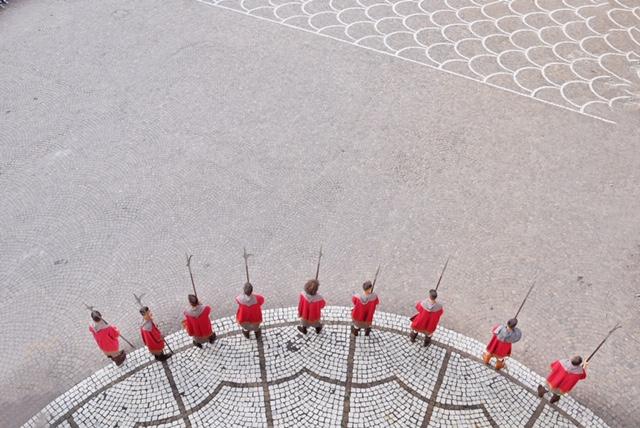 Armigeri Palio dei Normanni Piazza Armerina