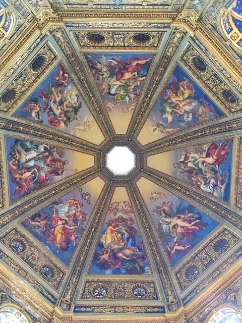 Cupola Tempio Civico della Beata Vergine Incoronata Lodi