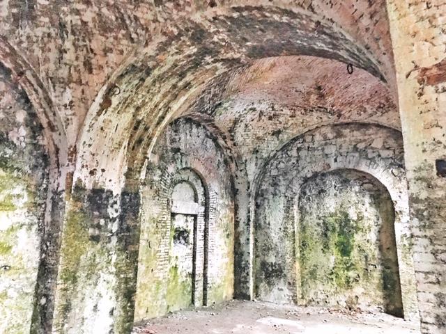 Stanza del disorientamento Rocca d'Anfo
