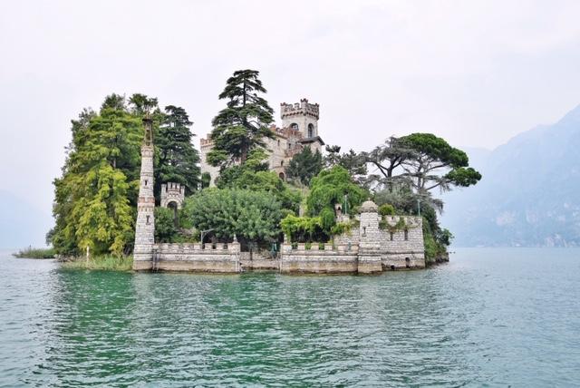 Isola di San Paolo Lago d'Iseo