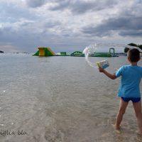 Vacanze in campeggio in Croazia: Lanterna a Parenzo