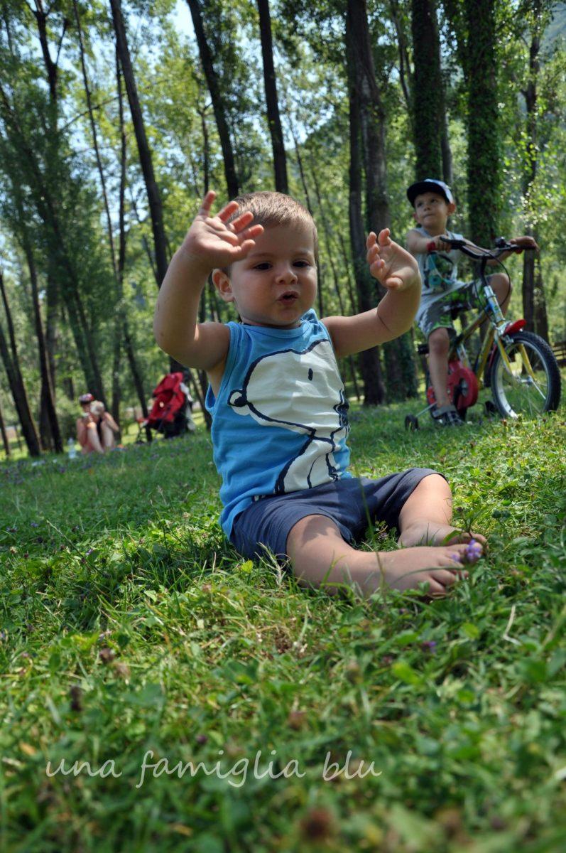 Lago di Cavazzo e Casa delle Farfalle di Bordano con bambini
