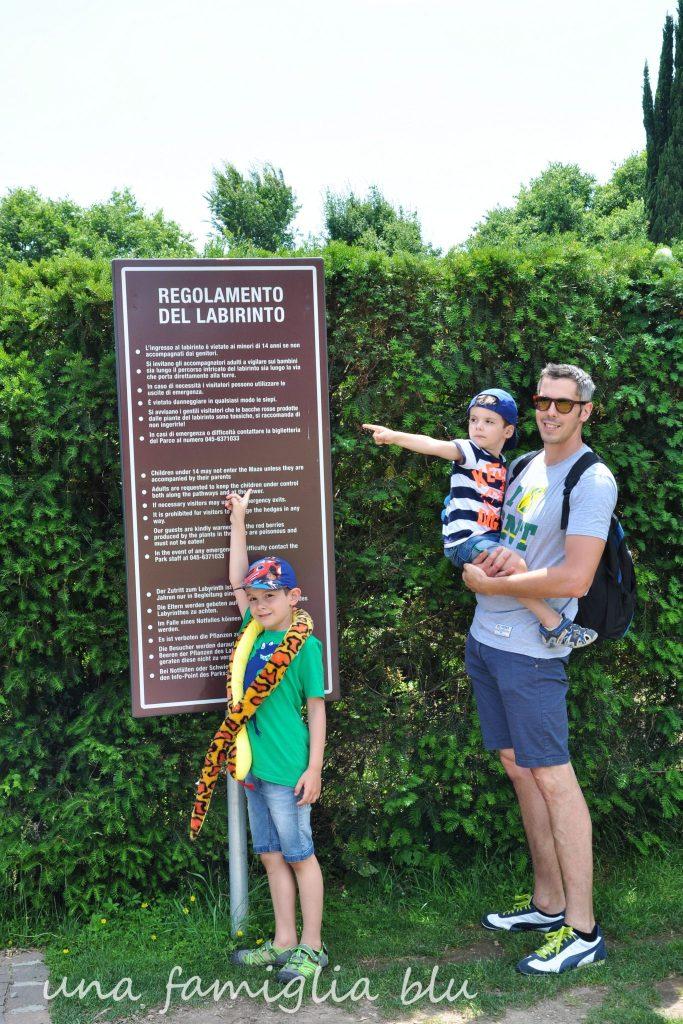 Parco Giardino Sigurtà con i bambini