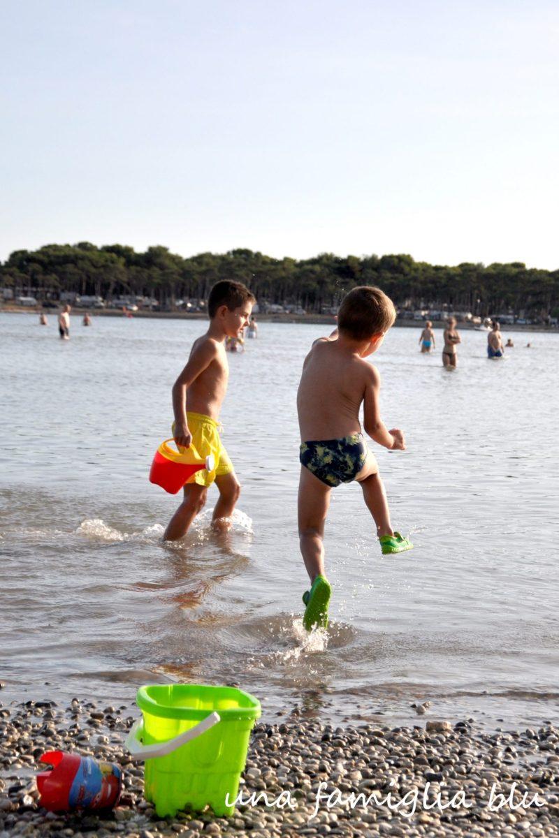 Weekend a Premantura con i bambini, la Croazia ancora selvaggia