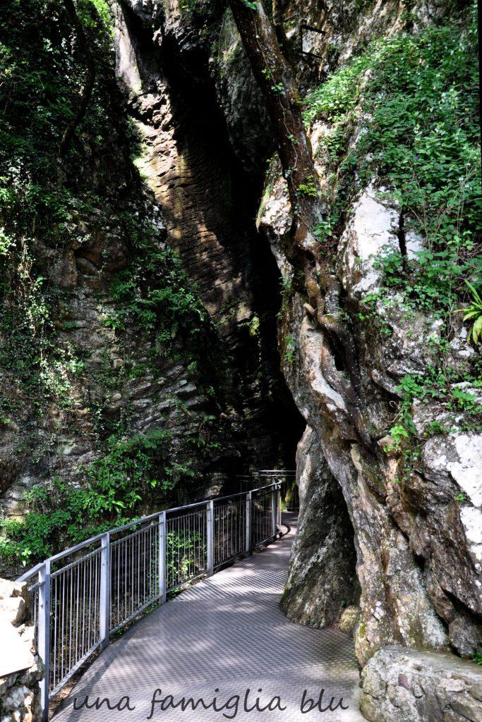 lago di Garda - cascata Varone