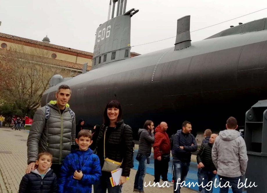 Museo della Scienza e Tecnologia di Milano con i bambini