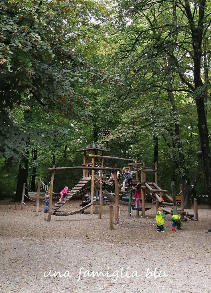 playground all'englischer garten