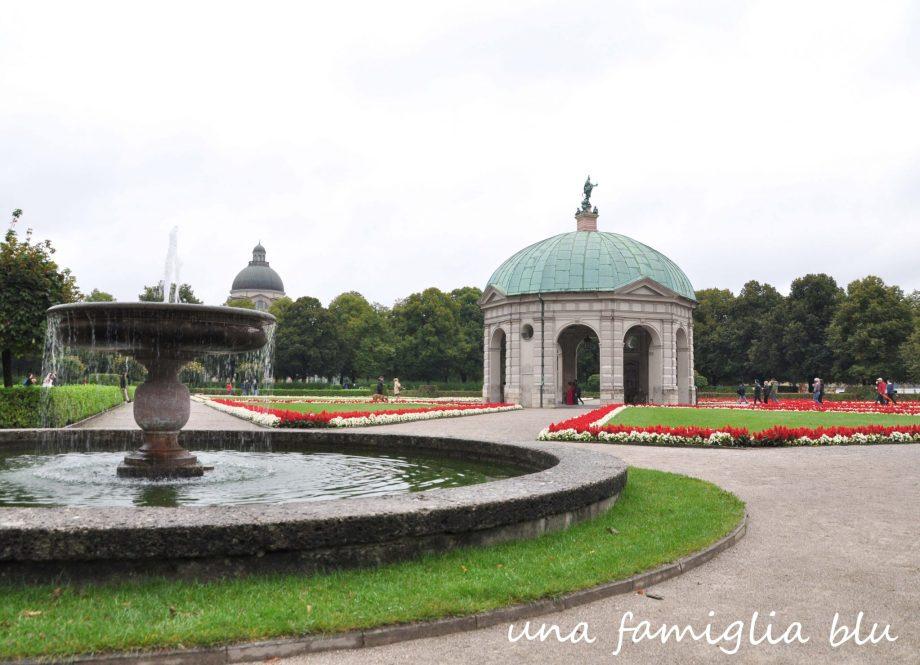 giardini reali monaco