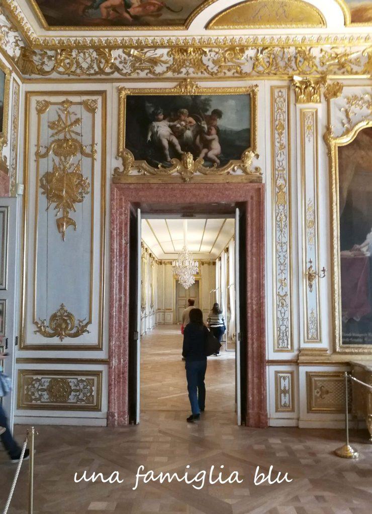 interno castello Nymphenburg