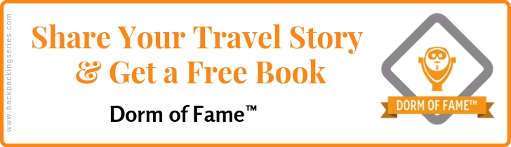 Where can I publish my travel story as a guest author?
