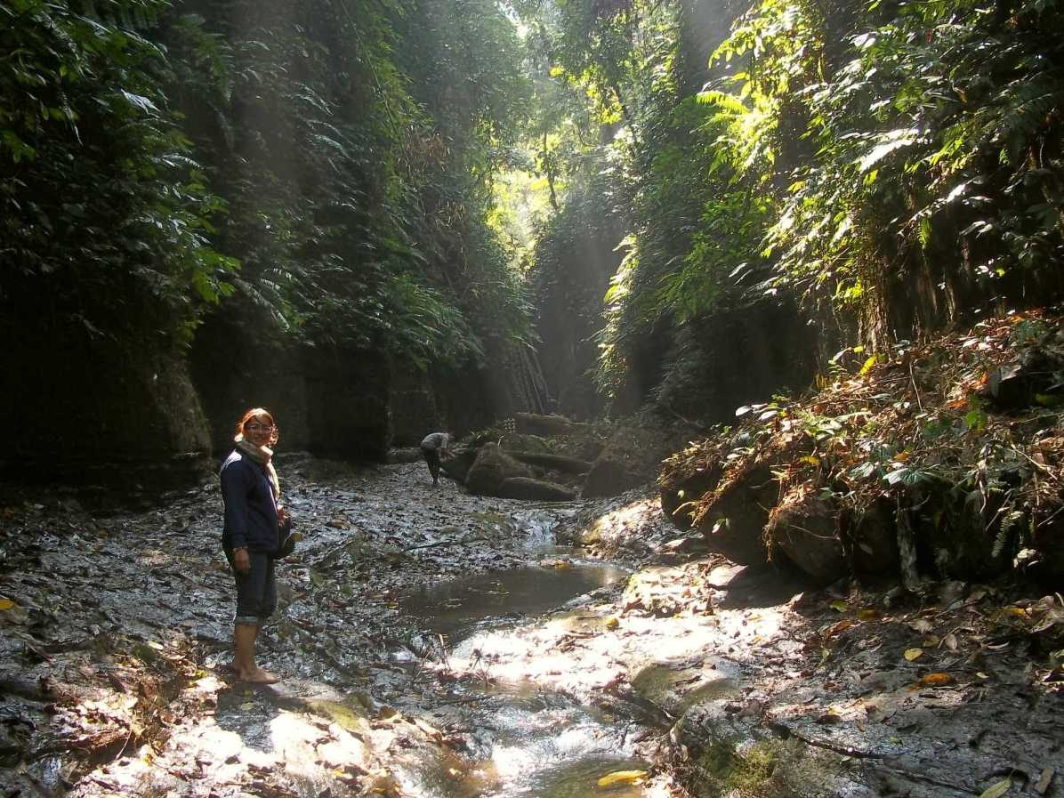 How to go hiking in Chabimura in Tripura, northeast India?