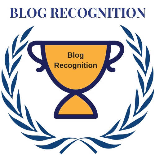 How does your blog get an award?