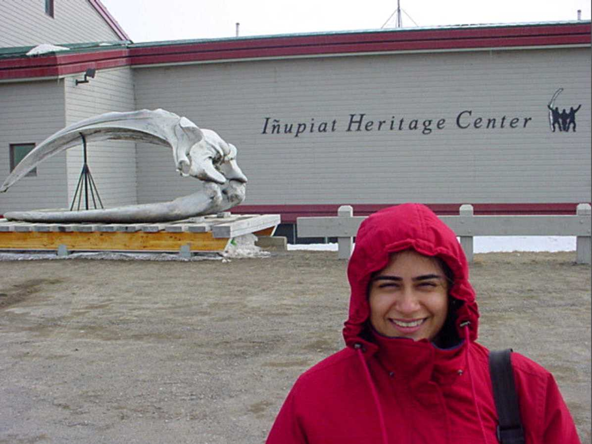 Why should you visit Inupiat Heritage Center in Barrow, Alaska?