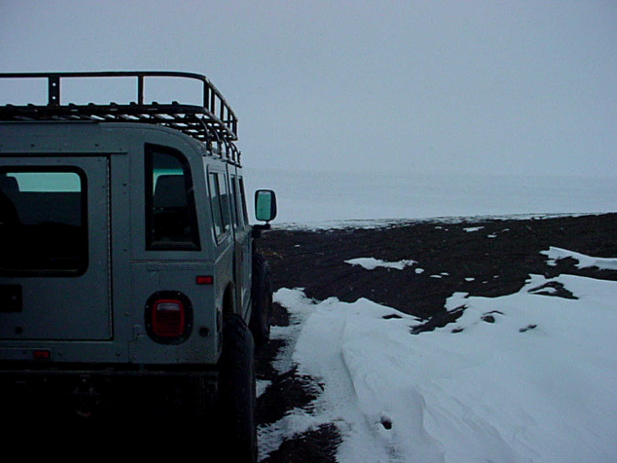 How to get to Point Barrow, Alaska?