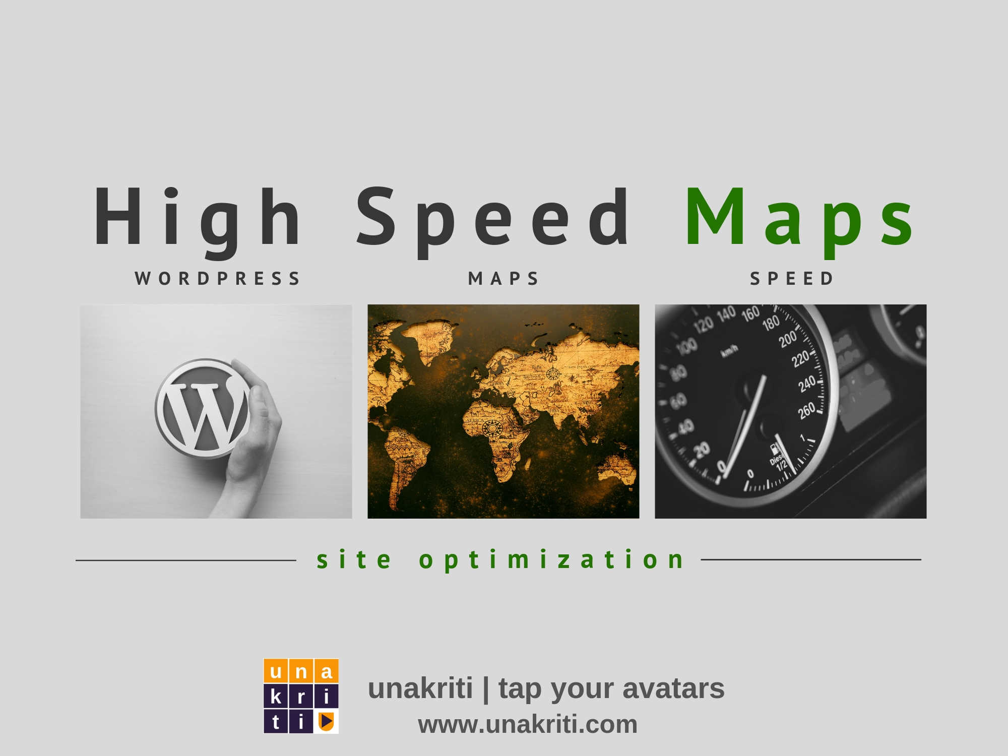 How to speed-up your website with static google map alternatives?