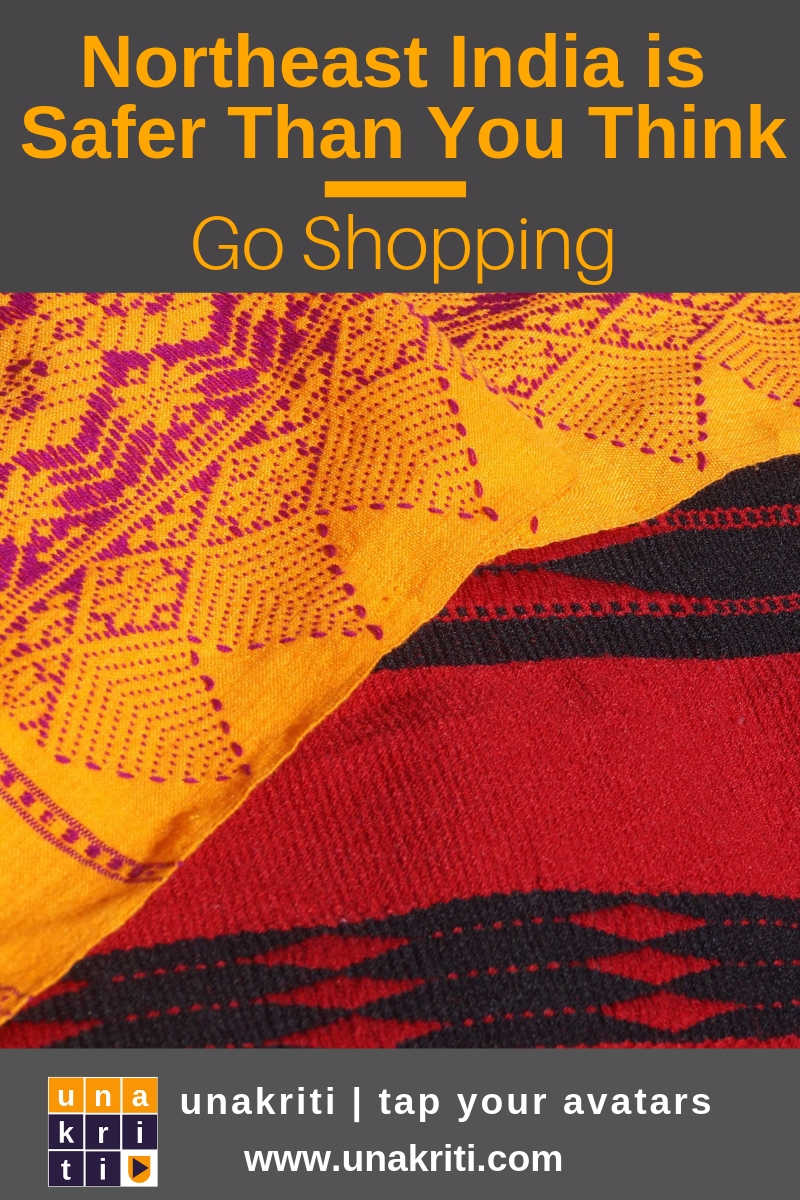 What are some must-buy things in northeast India?