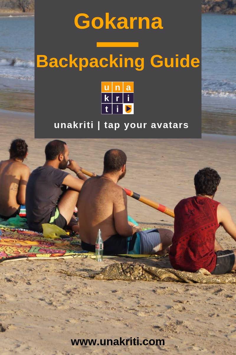 How to Backpack Gokarna?