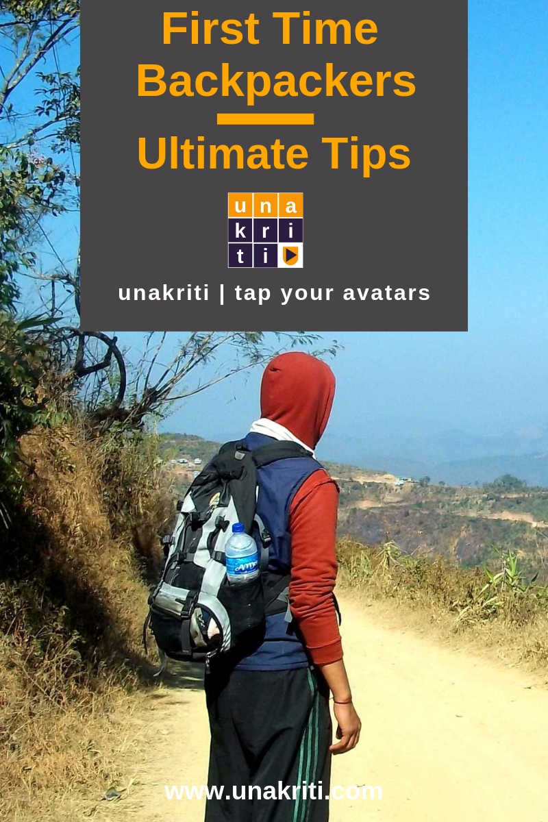 How to prepare for your first backpacking trip?