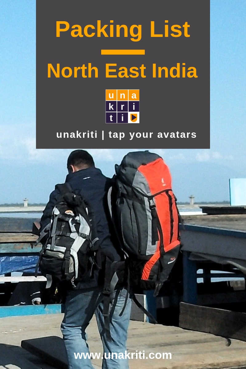 How to Backpack North East India? – unakriti