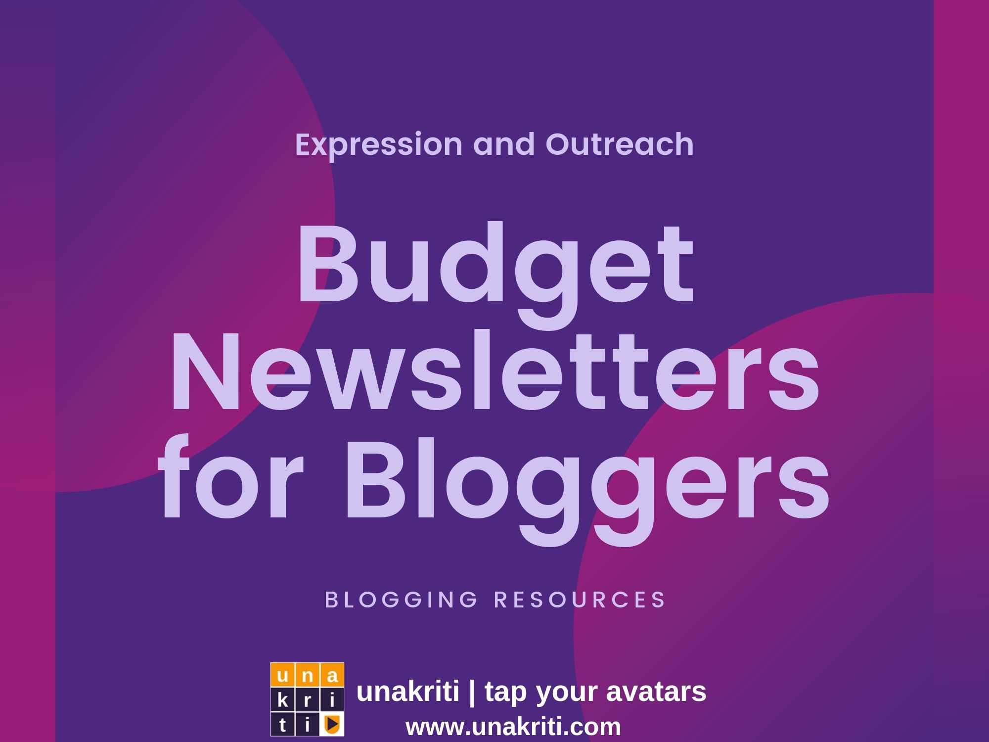 Are there affordable newsletter options?