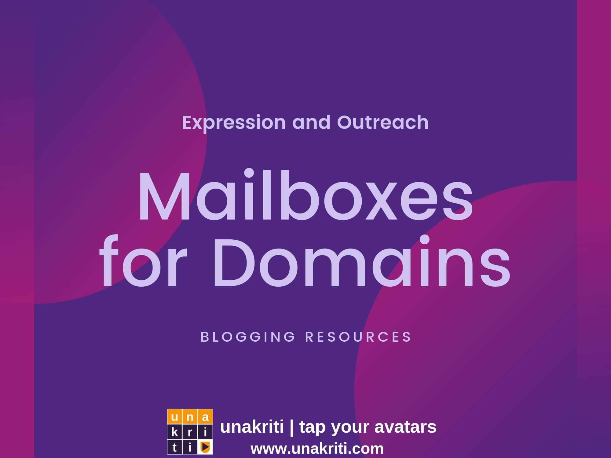 Why separate email boxes from your web host?