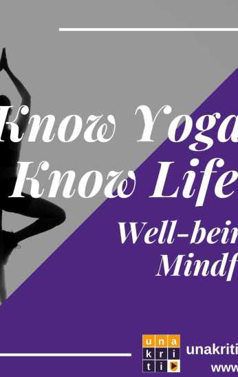 Yoga for Holistic Wellbeing