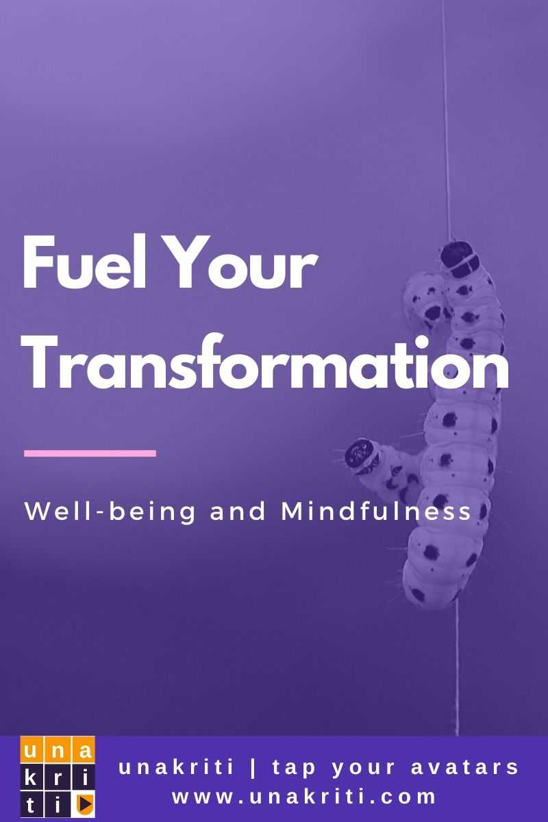 How to transform your life?