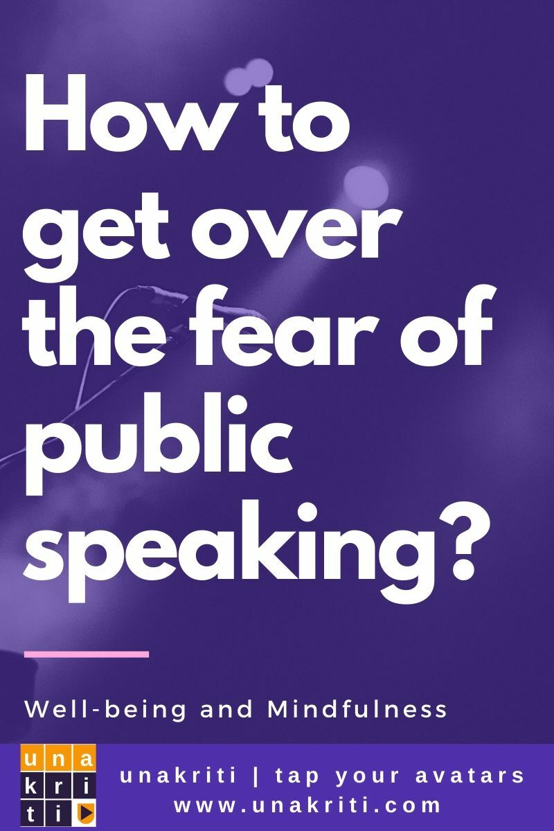 What are the best strategies to overcome the fear of public speaking?