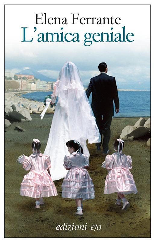 """Ha presentato il libro """"L'amica geniale"""" di Elena Ferrante, Edizioni E/O"""