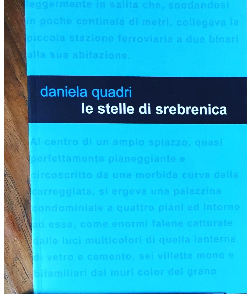 Daniela Quadri_Le Stelle di Srebrenica_unalettrice.org
