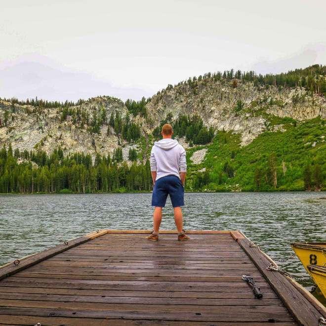 Mammoth Lakes en Californie  - Mon Histoire
