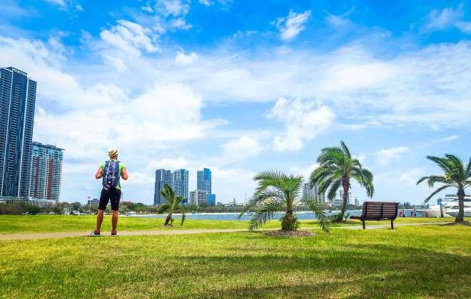 Surfers Paradise sur la Gold Coast  - Mon Histoire