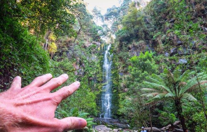 Erskine Falls sur la Great Ocean Road