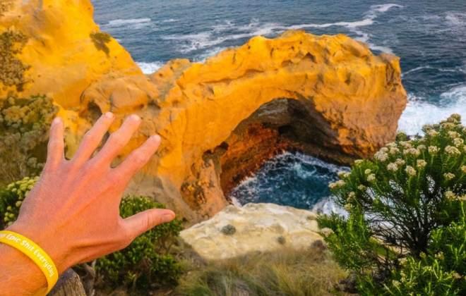 The Arch sur la Great Ocean Road