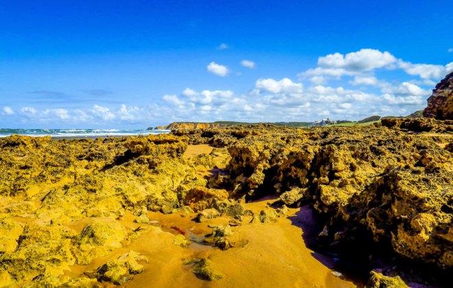 Plage de Torquay sur la Great Ocean Road
