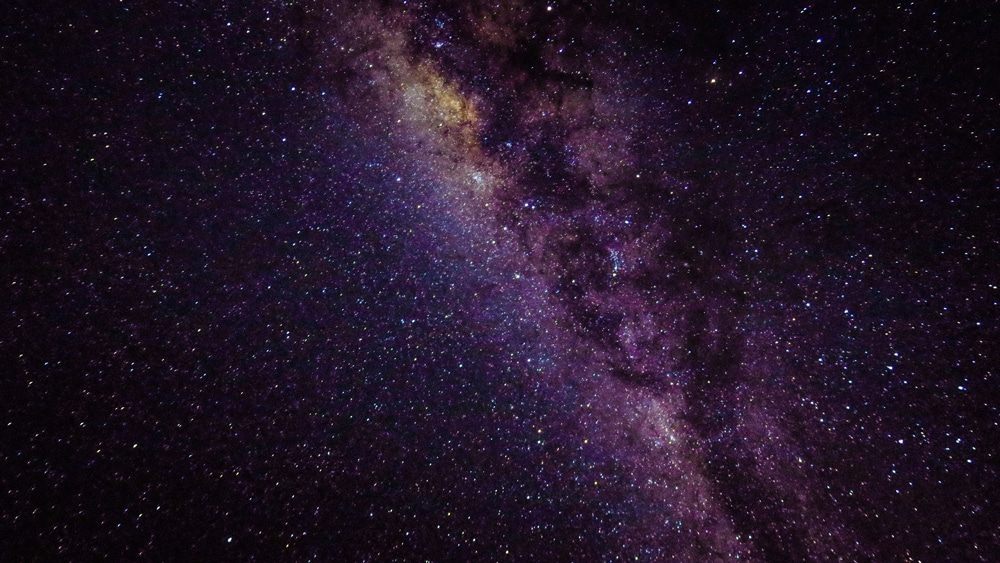 Voie Lactée en Australie-Occidentale