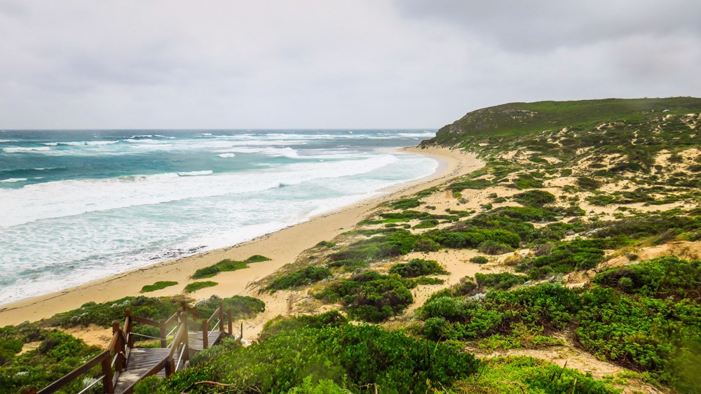 Margaret River en Australie-Occidentale