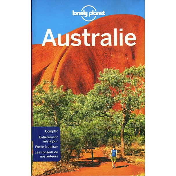 Guide de voyage Lonely Planet Australie