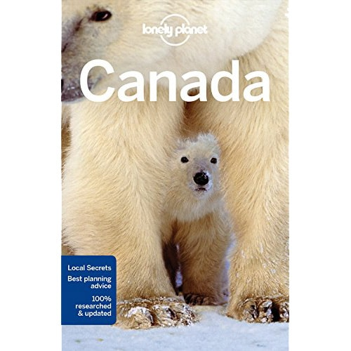 Guide de voyage Lonely Planet Canada