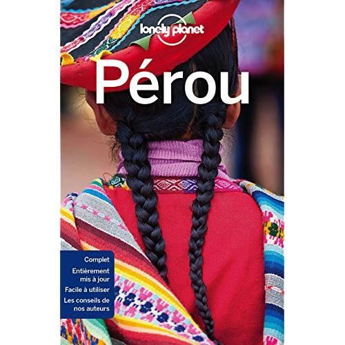 Guide de voyage Lonely Planet Pérou