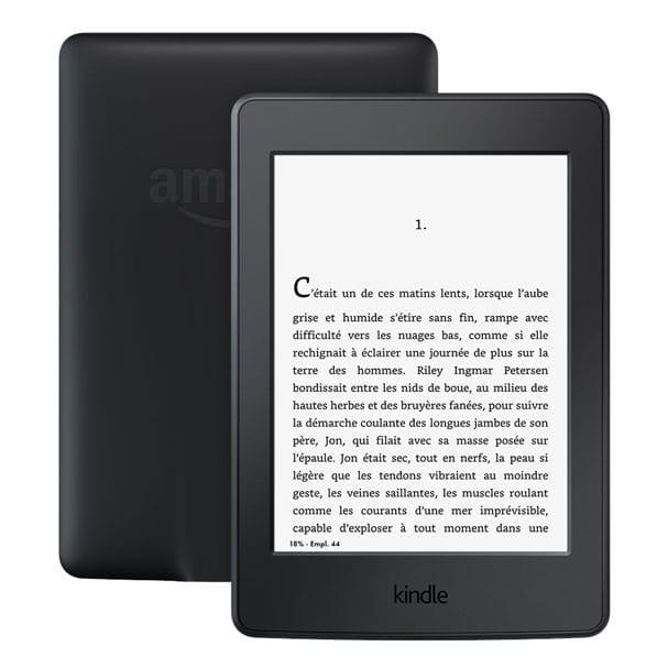 Liseuse Kindle Paperwhite